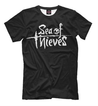Мужская Футболка Sea of Thieves