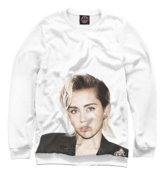 Мужской Свитшот Miley Cyrus