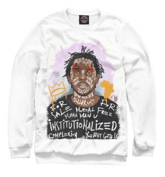 Женский Свитшот Kendrick Lamar