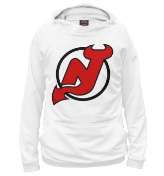 Женское Худи New Jersey Devils