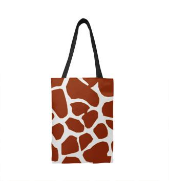 Сумка-шоппер Жираф