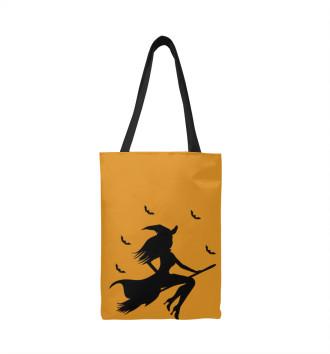 Сумка-шоппер Witch