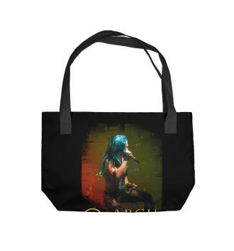 Пляжная сумка Arch Enemy