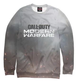 Женский Свитшот Call of Duty: Modern Warfare 2019