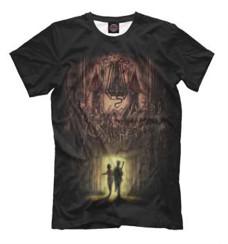 Мужская Футболка Silent Hill 2