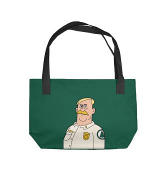 Пляжная сумка Woody Johnson