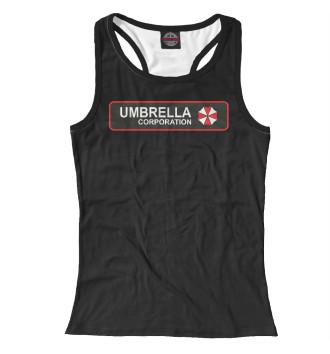 Женская Борцовка Umbrella Corporation