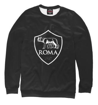 Мужской Свитшот FC ROMA Black&White