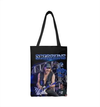 Сумка-шоппер Scorpions