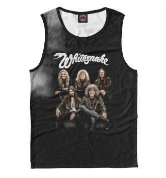 Мужская Майка Whitesnake