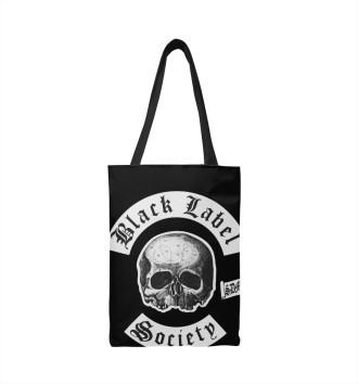 Сумка-шоппер Black Label Society