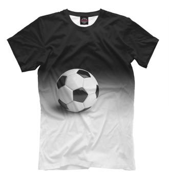 Мужская Футболка Football