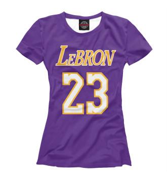 Женская Футболка LeBron 23