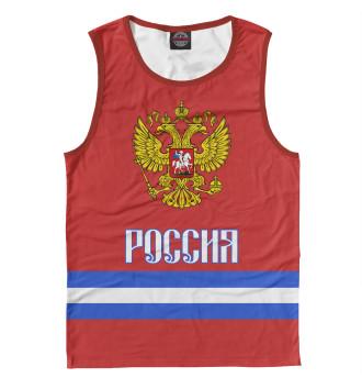 Мужская Майка Сборная России