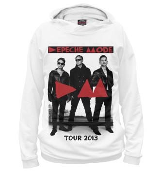 Женское Худи Delta Machine Tour 2013