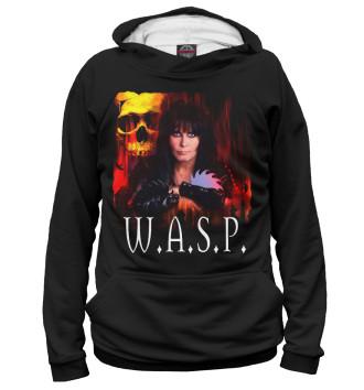 Женское Худи W.A.S.P. band