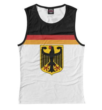 Женская Майка Сборная Германии