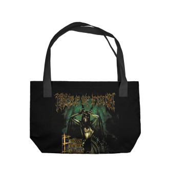 Пляжная сумка Cradle of Filth: Eleven Burial Masses