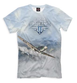 Мужская Футболка World of Warplanes