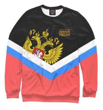 Женский Свитшот Хоккей России