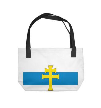 Пляжная сумка Флаг Вейшнории