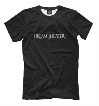 Мужская Футболка Dream Theater