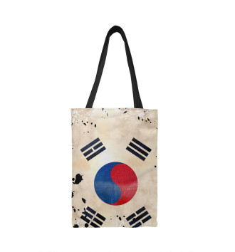 Сумка-шоппер Корея