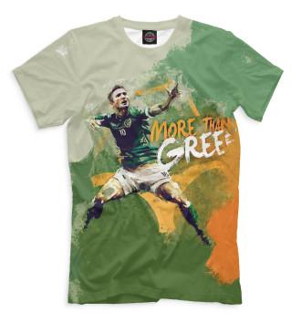 Мужская Футболка Сборная Ирландии