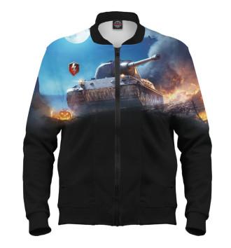 Мужской Бомбер World of Tanks Blitz