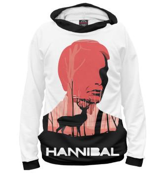 Мужское Худи Hannibal