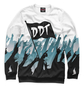 Женский Свитшот DDT
