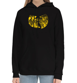 Женский Хлопковый худи Wu-Tang Clan