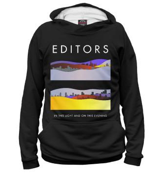 Женское Худи Editors