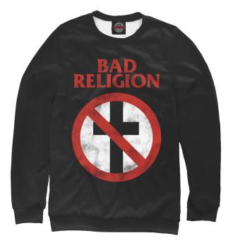 Женский Свитшот Bad Religion