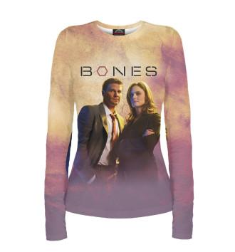 Женский Лонгслив Bones