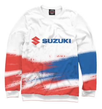 Женский Свитшот Suzuki / Сузуки