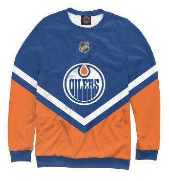Свитшот Edmonton Oilers