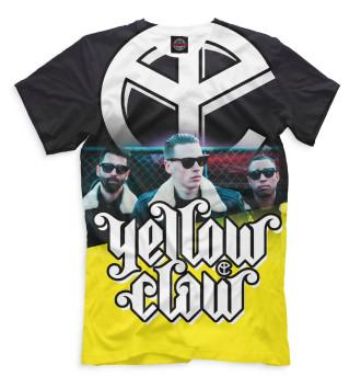 Мужская Футболка Yellow Claw