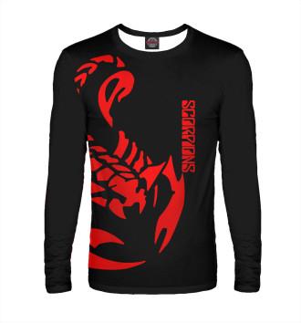 Мужской Лонгслив Scorpions