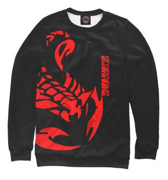 Женский Свитшот Scorpions