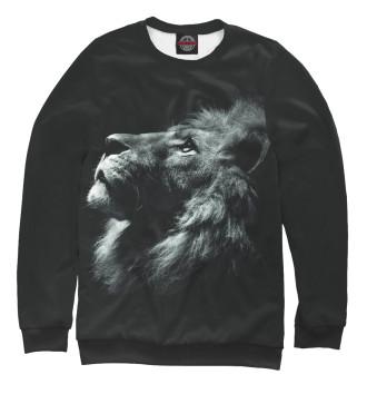 Мужской Свитшот Lion