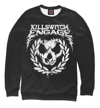 Женский Свитшот Killswitch Engage