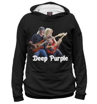 Мужское Худи Deep Purple