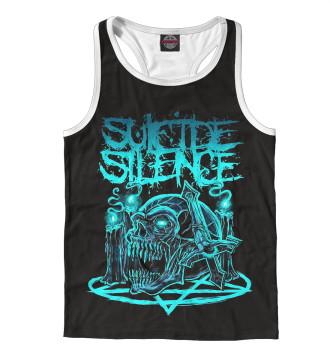 Мужская Борцовка Suicide Silence