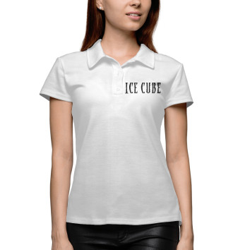 Женское Поло Ice Cube
