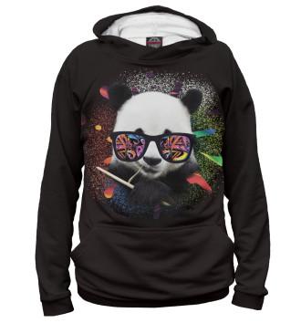 Женское Худи Панда в очках