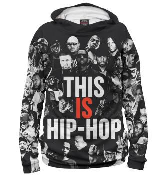 Женское Худи This is Hip-Hop
