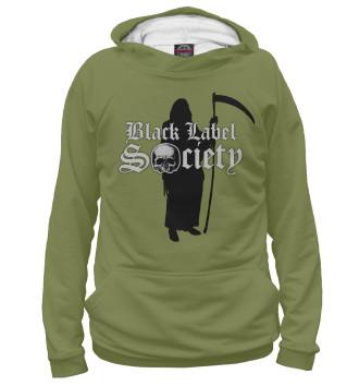Мужское Худи Zakk Wylde & Black Label Society