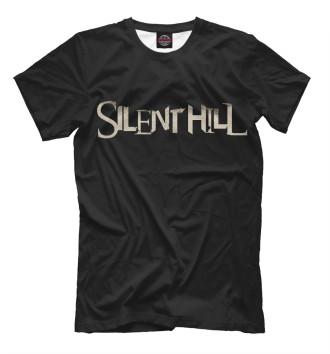 Мужская Футболка Silent Hill