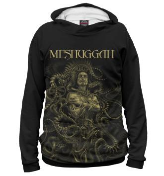 Мужское Худи Meshuggah